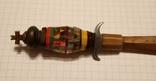 Ручка в виде кинжала ИТК зэкпром, фото №9