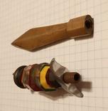 Ручка в виде кинжала ИТК зэкпром, фото №10