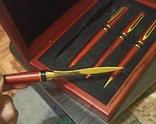 Ручки в деревянном корпусе, фото №6