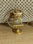 Ангел Филин Крест кристаллы Сваровски, фото №5