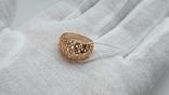 Женское золотое кольцо 585 пробы 4 гр 18.5, фото №9