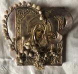 Икона Казанская Божья Матерь, фото №4