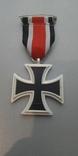 Германия железный крест 2 степени 1939 год копия, фото №2
