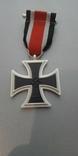 Германия железный крест 2 степени 1939 год копия, фото №3