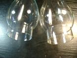 Два стекла для керосиновой лампы, фото №9