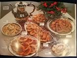Блюда для Різдва та вечірок. На шведській 1979р., фото №7