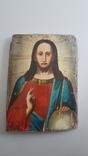 """Икона Иисуса Христа """"Вседержителя. 1723см., фото №2"""