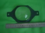 Большая линза диаметр 10см., фото №2