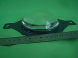 Большая линза диаметр 10см., фото №3