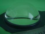 Большая линза диаметр 10см., фото №4