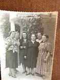 1952 Приморский Курорт Женщины в платьях, фото №4