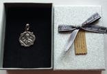 Новая. Серебряная иконка - подвеска 925 проба., фото №10