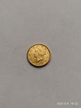 1 долар 1852 копія, фото №3