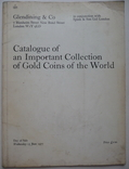 Catalogue of an Important Collection of Gold C0ins of the World . 1977 г ., фото №3
