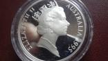 10 долларов 1995 Австралия Нумбат серебро (8.4.11)~, фото №5