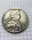 Рубль Альбертов талер 1753 копия, фото №4