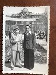 1955 Парни в костюмах Клёш Памятник Воронцову, фото №3