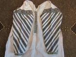 ЗахіднеПоділля. Старовинна вишита сорочка., фото №2