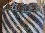 ЗахіднеПоділля. Старовинна вишита сорочка., фото №4