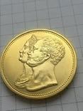 10 рублей 1836 10 летие коронации копия, фото №2