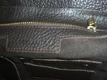 Сумка мужская кожаная Delvalux на плечо, фото №8