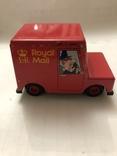 Машинка Royal Mail ERTL 1983, фото №7