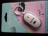 Брелок для ключей реагирующий на свист., фото №2