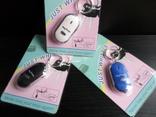 Брелок для ключей реагирующий на свист., фото №3