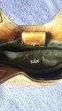 Вінтажна сумка THE SAK, фото №8