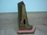 Памятный сувенир. Монумент. Чехословакия., фото №5