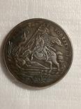 Памятная медаль в память Полтавского сражения (1709) v4 копия, фото №2