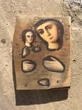 Старинная икона, фото №2
