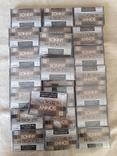Аудио кассеты SONNY HI-TECH C90 новые 30 штук., фото №2