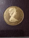 50 долларов 1977г.Каймановые о-ва., фото №3