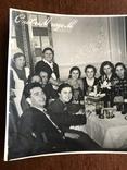 1958 Одесса Новый Год Вино Сладкая вода Бутылки Стаканы, фото №3