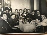 1958 Одесса Новый Год Вино Сладкая вода Бутылки Стаканы, фото №5