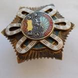 Монголия. Орден Полярной звезды, № 11 325. Тип 3, винт., фото №4