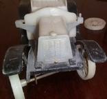 Машинка СССР белый фаэтон, фото №5