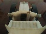 Машинка СССР белый фаэтон, фото №6