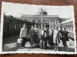1958 Одесса Поезд Вокзал, фото №3