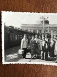 1958 Одесса Поезд Вокзал, фото №5