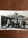 1958 Одесса Поезд Вокзал, фото №6