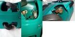 3622 автомобиль на дистанционном управлении электромеханический из СССР на батарейка, фото №5