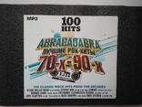 """Кращі класичні рок-хіти 70-х-90-х. Серія """"100 HITS"""". CD Abracadabra, фото №2"""