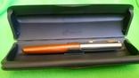 Ручка позолота Parker Frontier, фото №2