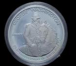 США пол-доллара 1982 г. Вашингтон, фото №3