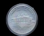 США пол-доллара 1982 г. Вашингтон, фото №4
