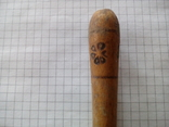 Старинная толкушка (с узорами), фото №6