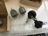 Радиодетали 120 шт. и лампочки 30 шт., фото №9