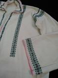 7. Буковинська сорочка вишиванка старовинна, фото №4